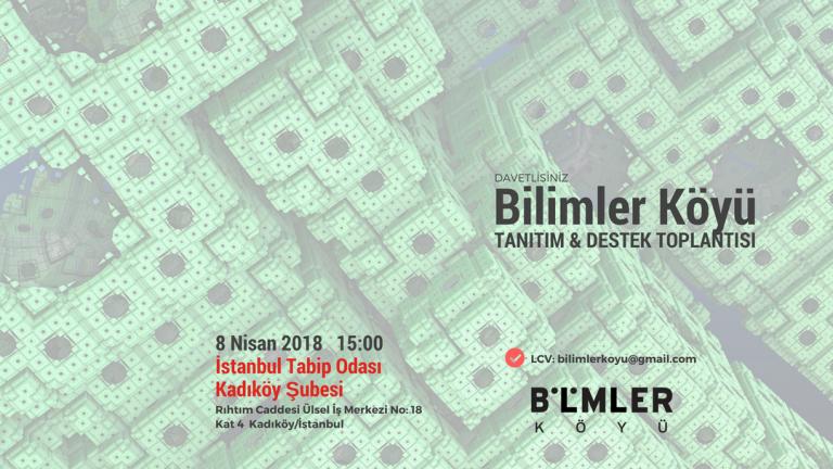 2018 Nisan: İstanbul'da Tanıtım Toplantısı