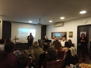 2018 Aralık: İlk gönüllü toplantısı