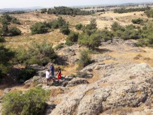 2019 Haziran: Önerilen arazide keşif