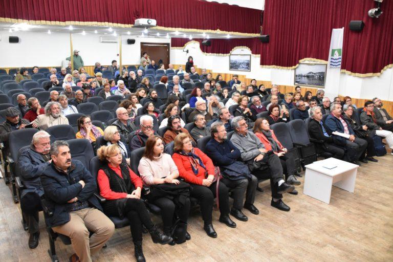 2019 Aralık: Foça'da Tanıtım Toplantısı