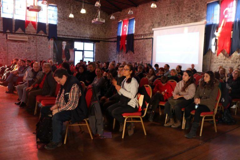 İzmir Tanıtım Toplantısı yapıldı