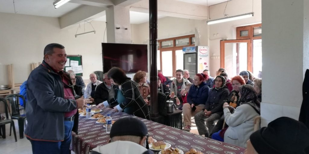 Bilimler Köyü Sohbetleri Yeniköy'de başladı