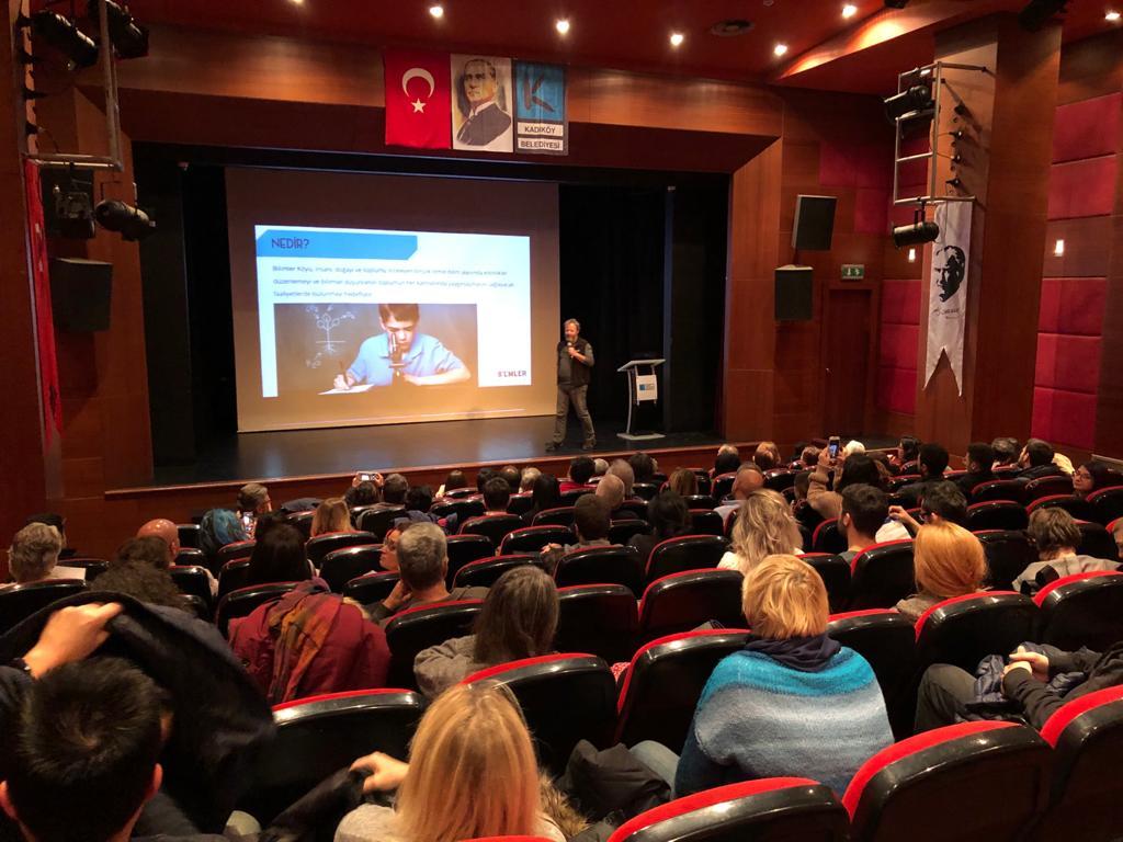 Bilimler Köyü İstanbul Toplantısı Yapıldı
