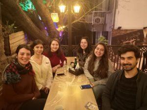 """Bilimler Köyü Üniversite Gönüllüleri'yle buluştuk ve """"buluşmaya"""" devam ediyoruz.."""